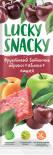 Фруктовый батончик Lucky Snacky абрикос-яблоко-вишня 30г