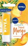 Бальзам для губ Nivea Tropical mango 4.8г