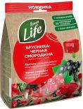 Конфеты Konti Life Брусника черная смородина 220г