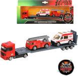 Машинка Пламенный мотор Автовоз пожарная и скорая