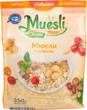 Мюсли Muesli Plus с орехами 350г
