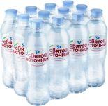 Вода Святой Источник питьевая негазированная 500мл