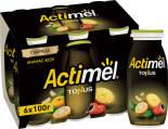 Напиток Actimel Tonus Ананас Юзу Гуарана 2.5% 100г