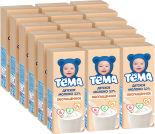 Молоко детское Тема обогащенное ультрапастеризованное 3.2% 200мл