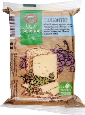 Сыр Село Зеленое Тильзитэр 50% 200г