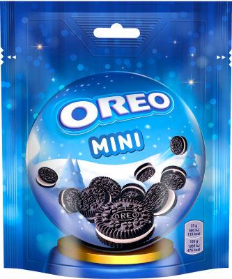 Печенье Oreo Mini с какао и ванильным вкусом 100г
