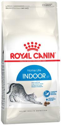 Сухой корм для кошек Royal Canin Indoor 27 Птица 2кг