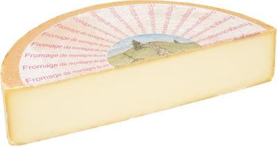Сыр Margot Fromages Жура Монтань 52% 0.2-0.4кг