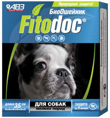 БиоОшейник для собак Fitodoс 35см