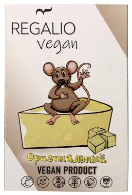 Продукт веганский Regalio vegan Оригинал 26.5% 200г