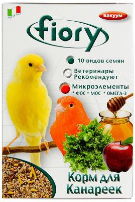Корм для птиц Fiory для канареек 400г
