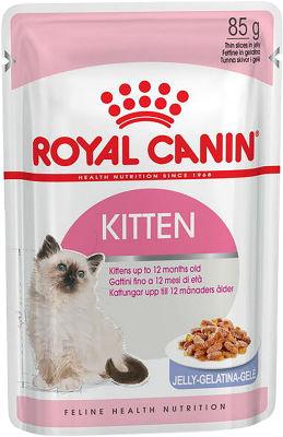 Корм для кошек Royal Canin Желе Kitten 85г