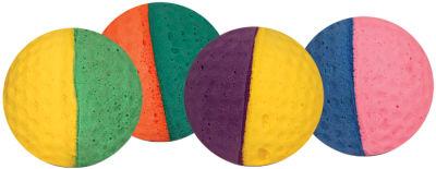 Игрушка для кошек Triol мяч для гольфа 4шт