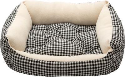Лежанка для собак Gamma Кантри мини 42*40*15см в ассортименте