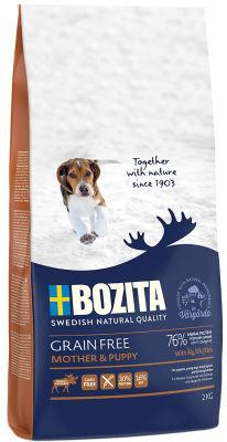 Сухой корм для щенков Bozita Grain Free Mother&Puppy 2кг