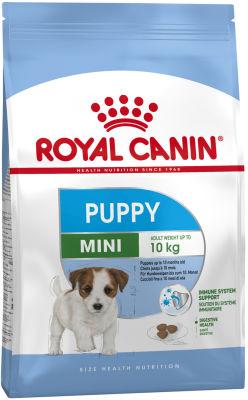 Сухой корм для щенков Royal Canin Puppy Mini Птица 2кг