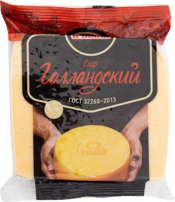 Сыр Ичалки Голландский 45% 250г